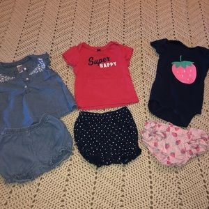 Carters outfits